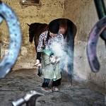 عکس های تنها دختر نعلبند ایرانی
