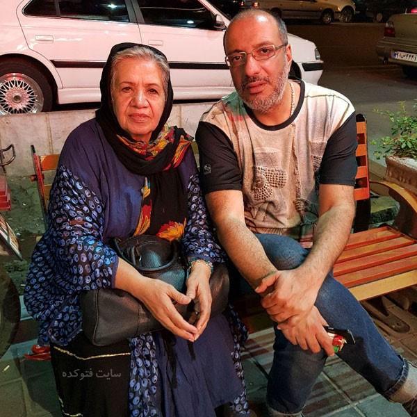 عکس های گیتی معینی و امیر جعفری + بیوگرافی کامل