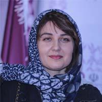 """عکس """"گلوریا هاردی و همسرش"""" در جشنواره فجر 94"""