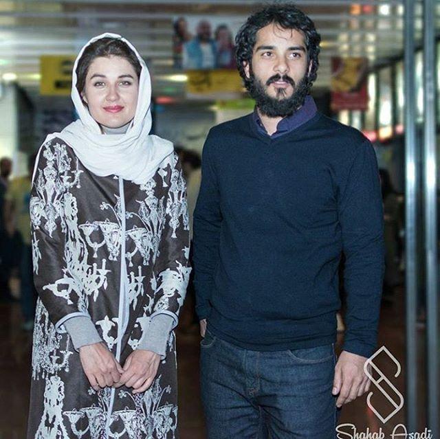عکس گلوریا هاردی و همسرش ساعد سهیلی + بیوگرافی