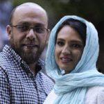 گلاره عباسی و همسرش ادیب راد + بیوگرافی