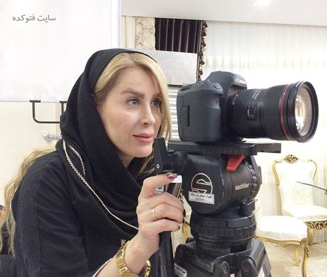 عکس و بیوگرافی گلشید بحرایی بازیگر و گریمور
