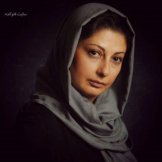 عکس کتانه افشاری نژاد بازیگر سریال گمشدگان