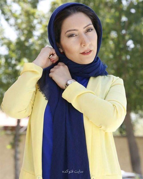 عکس بهاران بنی احمدی بازیگر سریال گمشدگان