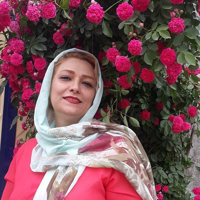 عکس پانته آ کیقبادی بازیگر سریال گمشدگان