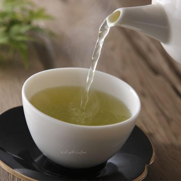 خاصیت چای سبز برای پوست و مو