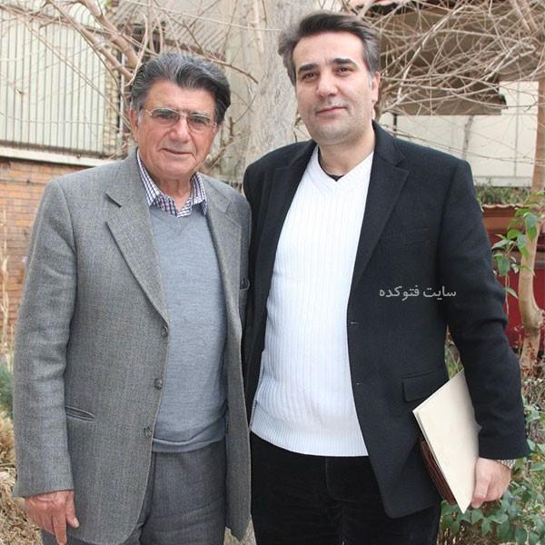 حمیدرضا نوربخش خواننده و استاد محمدرضا شجریان
