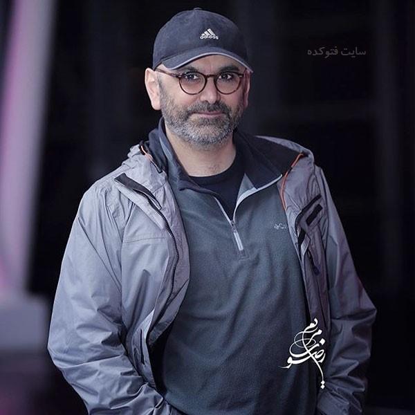 بیوگرافی حبیب رضایی بازیگر + عکس جدید