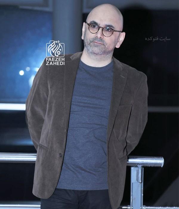 حبیب رضایی بازیگر با عکس و بیوگرافی