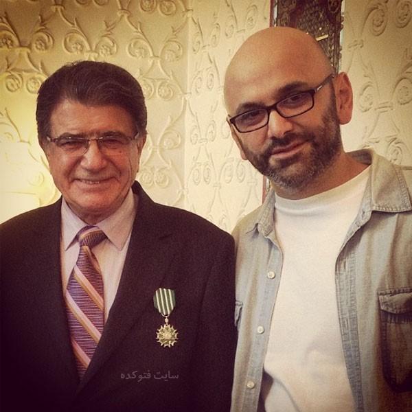 زندگینامه حبیب رضایی و عکس در کنار محمدرضا شجریان