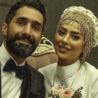 ازدواج هادی کاظمی با سمانه پاکدل + عکس و فیلم