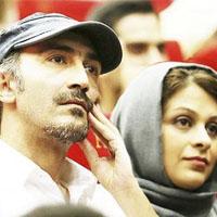 هادی حجازی فر و همسرش + کارگردانی و بازیگری