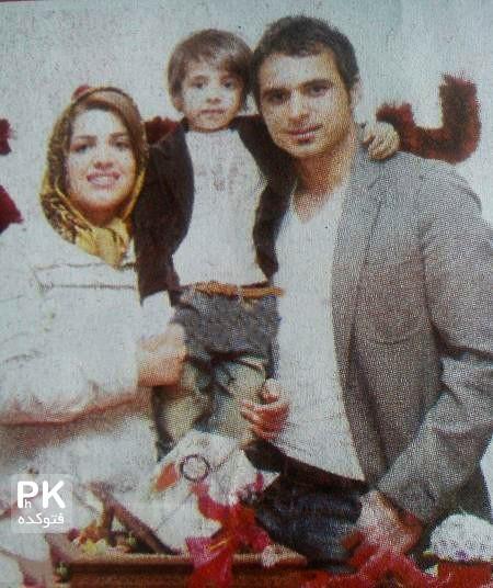 عکس همسر هادی نوروزی,عکس هادی نوروزی و همسرش,عکس خانوادگی هادی نوروزی