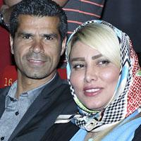 هادی ساعی و همسرش کمند صادقی + بیوگرافی کامل