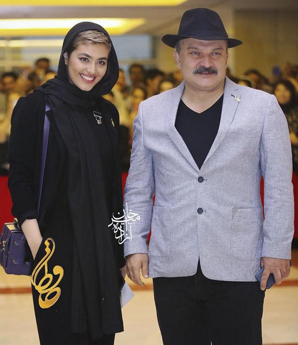 عکس بازیگران در جشنواره حافظ 97 + اسامی برندگان