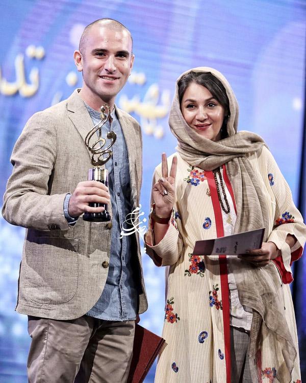 بازیگران در جشنواره حافظ 97