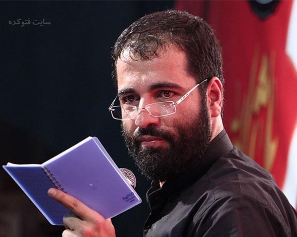 عکس و بیوگرافی حاج حسین سیب سرخی مداح اهل بیت