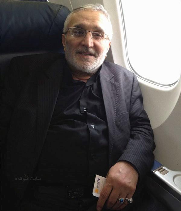 بیوگرافی منصور ارضی مداح جنجالی