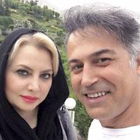 عکس و بیوگرافی دانیال حکیمی و همسرش + زندگی شخصی