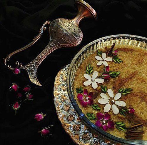 طرز تهیه حلوای شعریه,آموزش درست کردن حلو عربی با شعریه,شعریه چیست و کجا میشود تهیه کرد,شعریه مواد عذایی,آموزش نحوی درست کردن حلوای شعریه,مواد لازم حلواشعریه