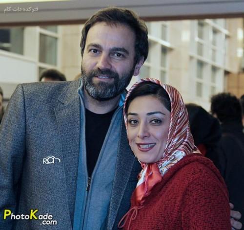 عکس آرش مجیدی و همسرش ملیشا مهدی نژاد