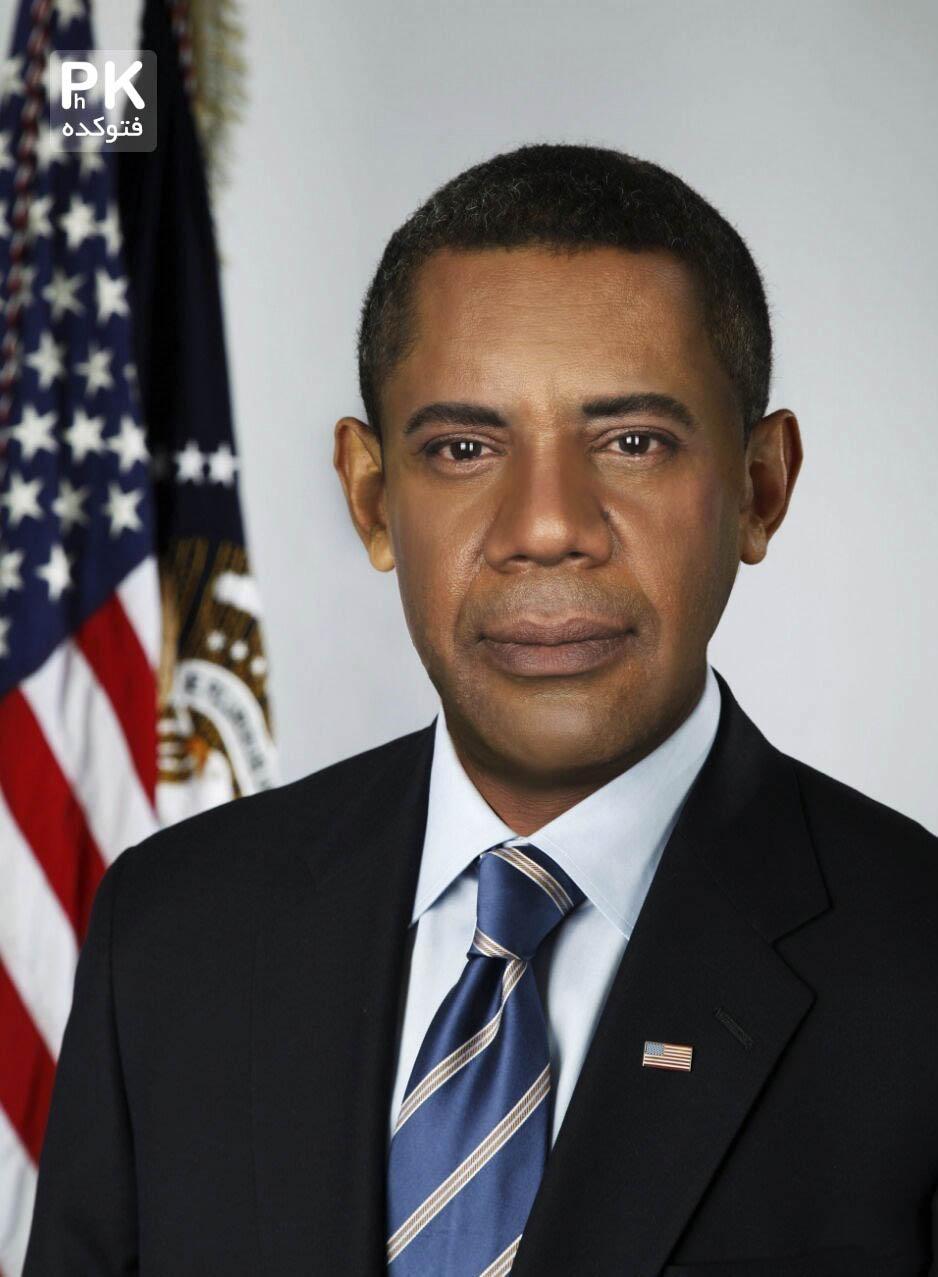 عکس لولایی در نقش اوباما,گریم جالب بازیگرا ایرانی در نقش اوباما,گریم جالب بازیگر ایرانی در نقش نتانیاهو,گریم ایرانی رییس جمهور آمریکا,عکس گریم جالب حرفه ای