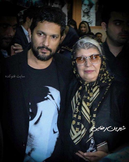 عکس حامد بهداد و مادرش + بیوگرافی زندگی شخصی و خانوادگی