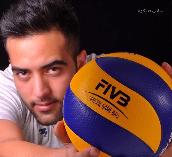 بیوگرافی حامد معدنچی بازیکن والیبال