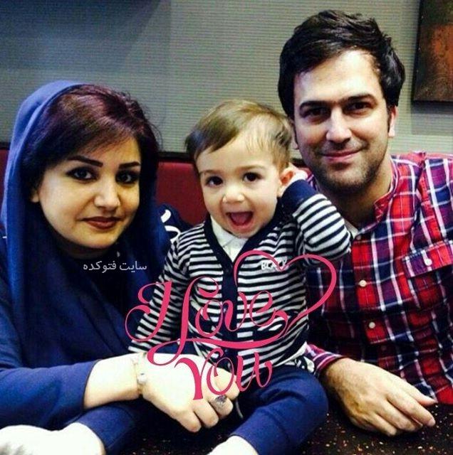 همسر حامد آهنگی + پسرش آراد و زندگی شخصی