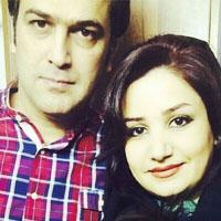 حامد آهنگی عکس و بیوگرافی و همسرش