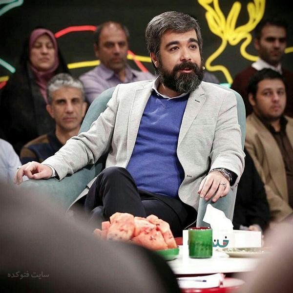 بیوگرافی حامد عنقا نویسنده + عکس زندگی شخصی هنری