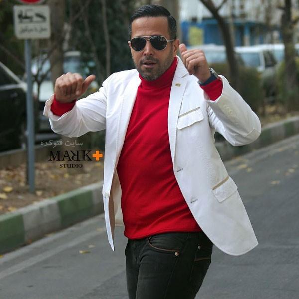 عکس های حامد کاویانپور بازیکن فوتبال + زندگی شخصی کامل