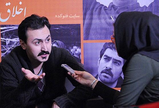 عکس و بیوگرافی حامد کلاهداری و همسرش