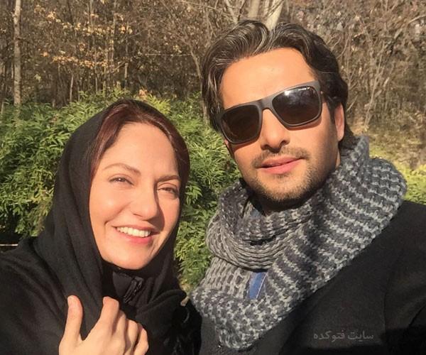 حامد کمیلی و مهناز افشار + زندگی شخصی