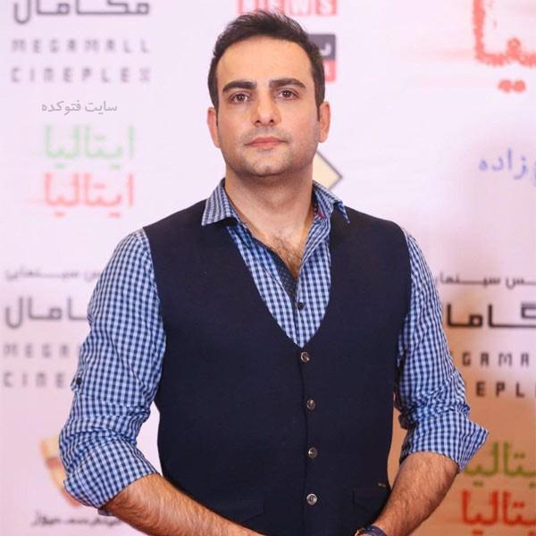 بیوگرافی حامد کمیلی با عکس جدید
