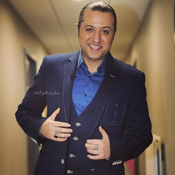 بیوگرافی حامد نیک پی با عکس های شخصی