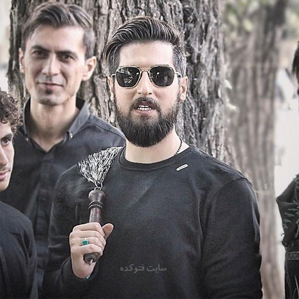 حامد زمانی خواننده کیست با عکس جدید