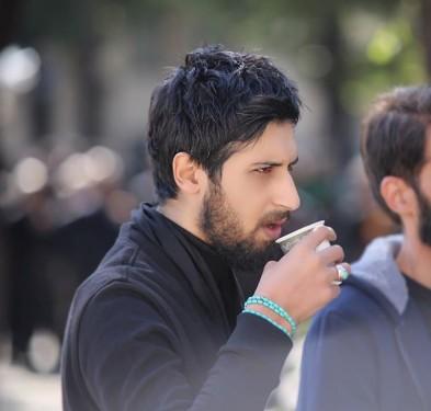 ماجرای حمله به ماشین حامد زمانی با عکس