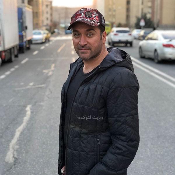 عکس و بیوگرافی حمید عطایی بازیگر