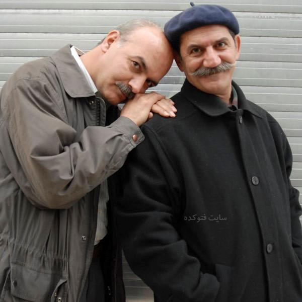 حمید جبلی و ایرج طهماسب زوج هنری موفق + بیوگرافی کامل