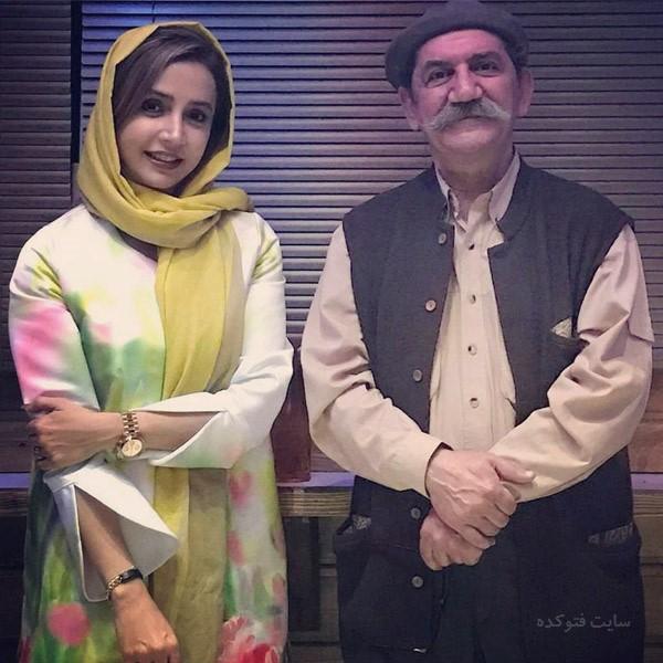 عکس های حمید جبلی و شبنم قلی خانی + زندگینامه شخصی