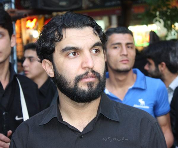 بیوگرافی حمید علیمی مداح اهل بیت با عکس جدید
