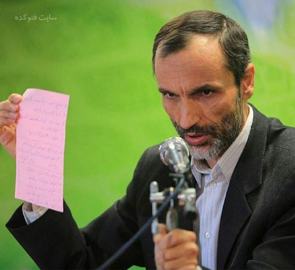 اختلاس علت دستگیری و زندانی حمید بقایی + اتهامات