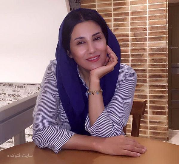 بیوگرافی حمیده مقدسی بازیگر