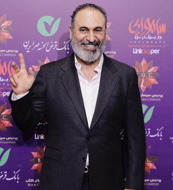 بیوگرافی حمید فرخ نژاد بازیگر