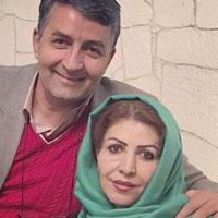 بیوگرافی حمید ماهی صفت مستربین ایرانی و همسرش