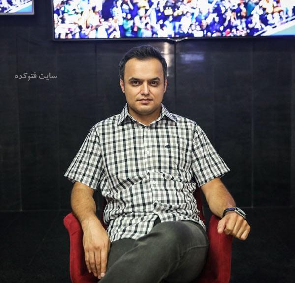 بیوگرافی حمید محمدی گوینده خبر ورزشی