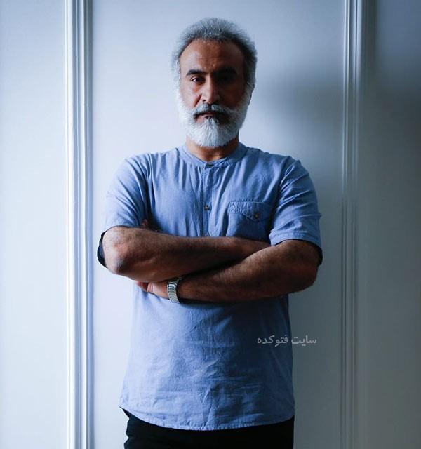 حمیدرضا نعیمی بازیگر کیست + بیوگرافی