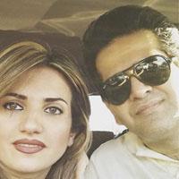 بیوگرافی حمید طالب زاده و همسرش ندا روحی + زندگی خوانندگی