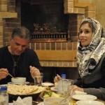 عکس همسر دوم کارلوس کیروش در ایران